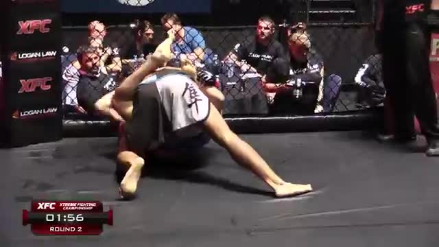 XFC 30: Andy Stanway Vs Nick Kepu
