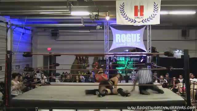 05/14/16 Jenny Rose Vs. Stephanie Sinclair