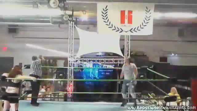 08/27/16 WWE HOF'ER Sunny Debuts - Missy Vs. Rebecca Payne w/ Gilette
