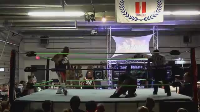 07/9/16  Ruckus (C) Vs Shatter - ACW Heavyweight Title Match