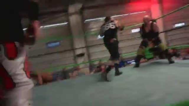09/10/16 Shatter (C) Vs Hayne Vs Eddie Valentine Vs Nate Hatred - ACW Heavyweight Title Match