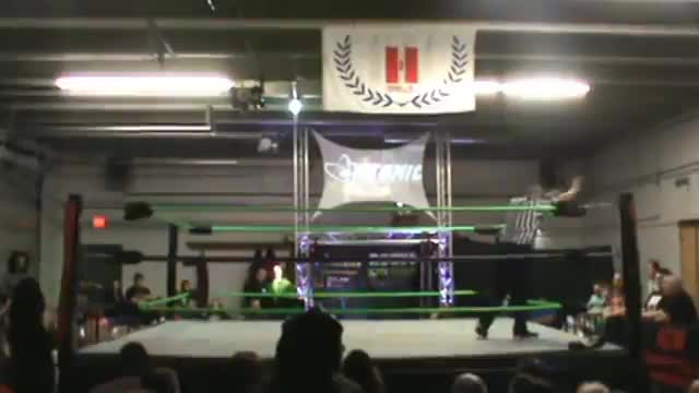 10/07/17 - Breaux Keller (C) Vs Tim Donst - ACW Heavyweight Championship