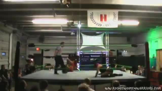 06/10/17 Jenny Rose (ROH) Vs Mary Lee Rose