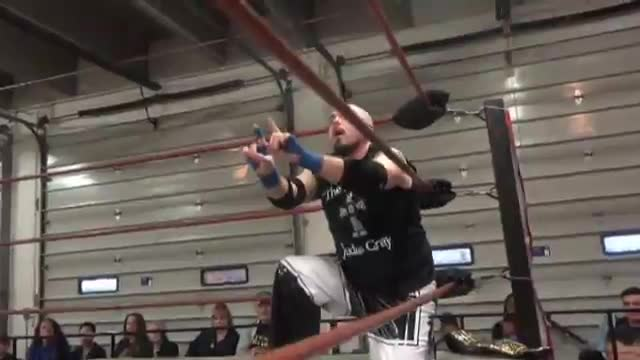 05/14/16 Judas Gray Vs Rob Lloyd
