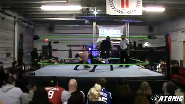 05/19/18 Twisted Tate Vs Colby Corino