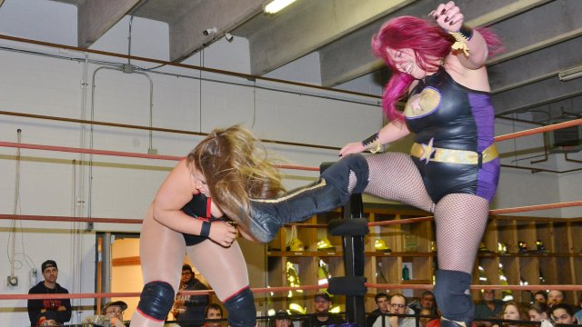 03/12/16 - Jordynne Grace Vs Mary Lee Rose