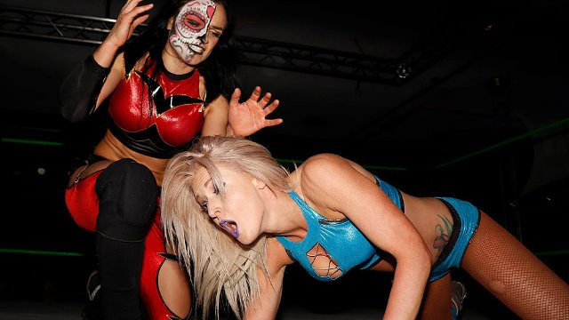 02/09/18 - Thunder Rosa Vs Ray Lyn
