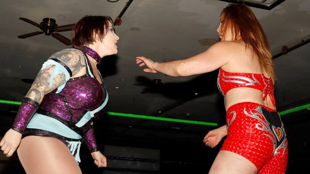 04/28/18 - LuFisto Vs Mima Shimoda - No Rules
