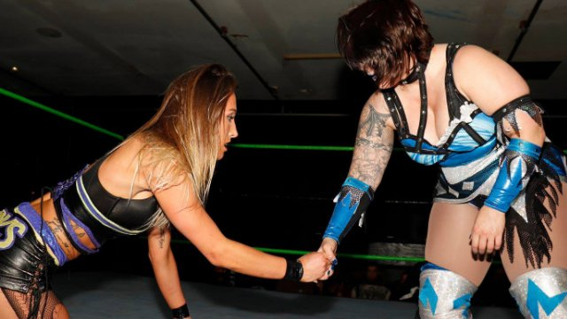 06/22/18 - LuFisto Vs Allie Recks