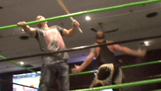 08/25/18 - Battle Royal featuring ECW's The Sandman
