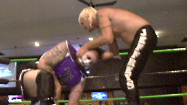 08/25/18 - Twisted Tate Vs Scotty Jeffreys – No DQ ACW Tri-State Championship