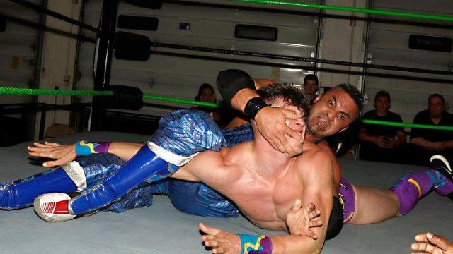 07/14/18 - Teddy Hart Vs Breaux Keller - ACW Heavyweight Championship