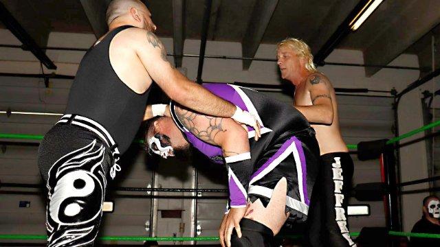 07/14/18 - Twisted Tate Vs Scotty Jeffreys Vs Joey Mansoni