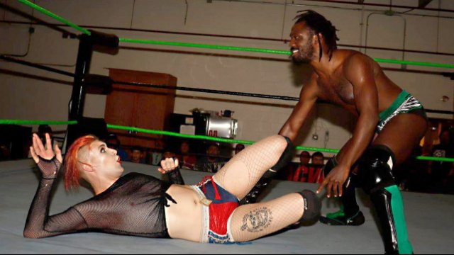05/19/18 - Rich Swann Vs Jamie Senegal - ACW Cruiserweight Championship