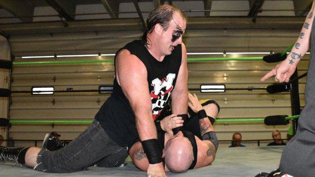 09/10/16 - Shatter (C) Vs Hayne Vs Eddie Valentine Vs Nate Hatred - ACW Heavyweight Championship