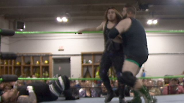 10/13/18 - Jimmy Lloyd Vs Jon Dahmer Vs Stockade