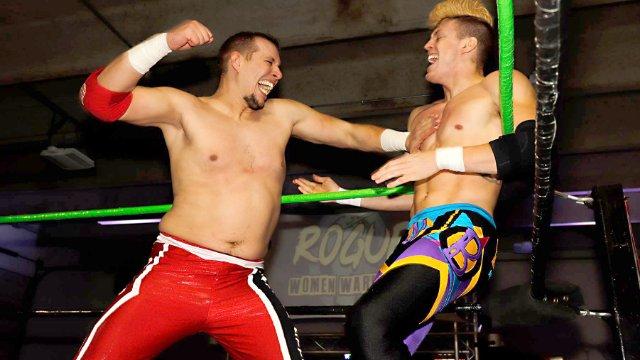 12/15/18 - Lazslo Arpad Vs Breaux Keller (c) - ACW Heavyweight Championship