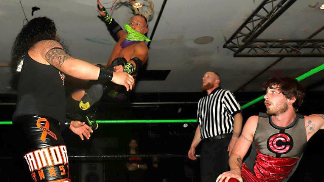 12/15/18 - ACW Cruiserweight Championship: Colby Corino (c) Vs Facade w/ Dani Mo (Vs Lance Anoa'i)