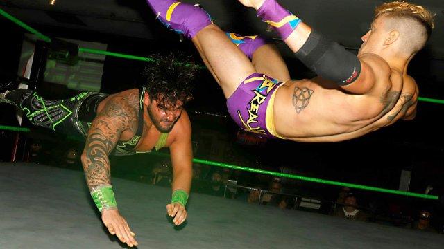 12/15/18 - ACW Heavyweight Championship: Breaux Keller (c) Vs Mike Orlando w/ Allie Recks