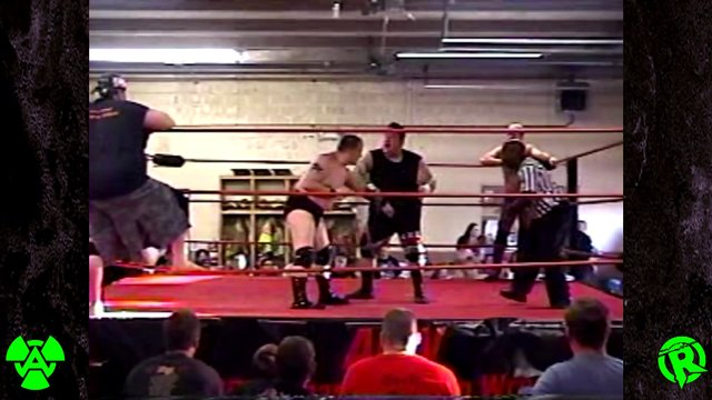 05/28/11  Axl Rotten and Bubba Lucky Vs  Pretty Ugly ( Adam Ugly and Pretty Jimmy Dream aka James Ellsworth)