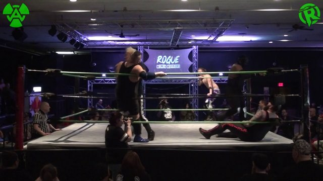 02/28/20 Tri State Championship Battle Royal  (ChowBerg Debuts)