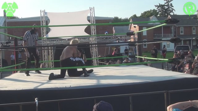 07-18-20 Bones (c) Vs Scotty Jeffreys  - Tri State Title Match