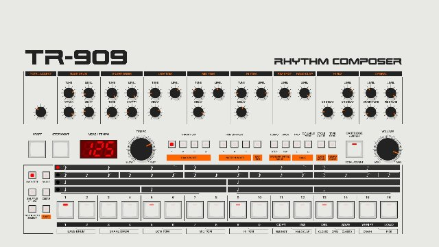 HOW TO: Compressing Roland 909 Kick Drums