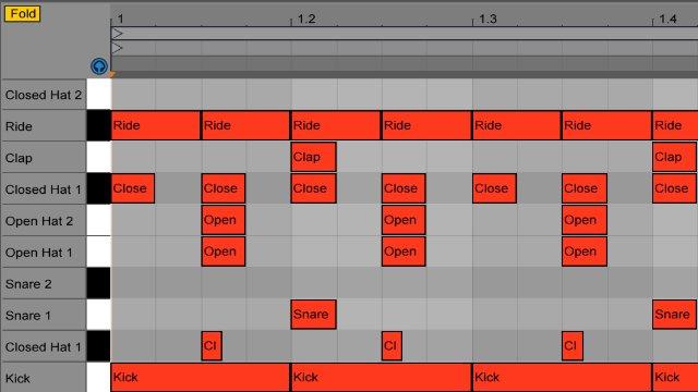 Compressing EDM Drums Beats