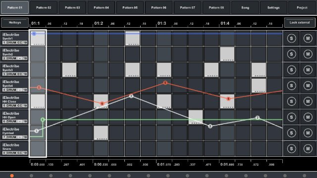 Creating Drum Elements for Layering