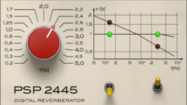 Female Vocals and the Reverb 2445
