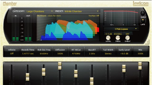 HOW TO: Create a Big Studio Reverb and Achieve the Abbey Road Sound