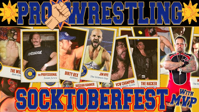 Hogtown Pro SOCKTOBERFEST '16  (Compilation of Showcase Ep's 164-168)