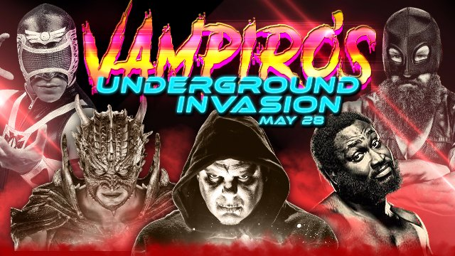 UNDERGROUND INVASION feat. The Mack, Aerostar, Drago & More