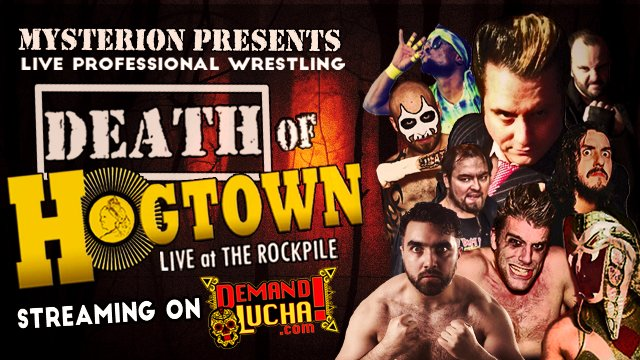 DEATH OF HOGTOWN feat... Ophidian the Cobra, Velvet Jones, Oleg the Usurper & Buxx Belmar