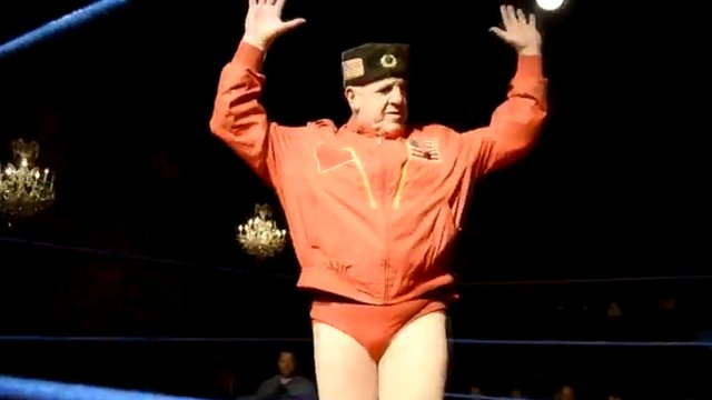 VCW Showcase #15 - Nikolai Volkoff & the Steel Cage Chaos