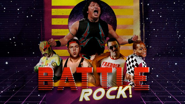 BATTLE ROCK feat. UK Superstar GRADO & Super Crazy