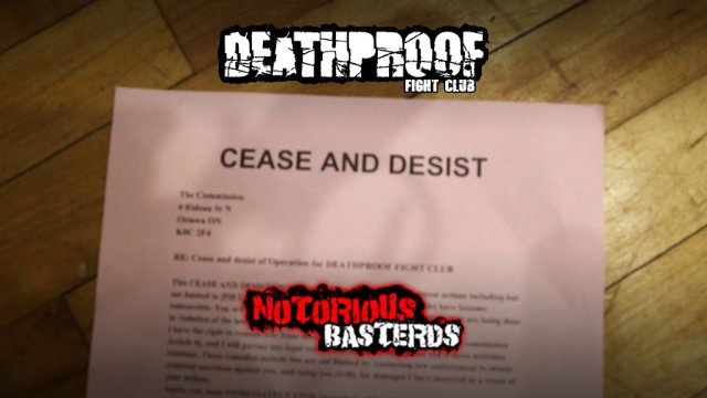DEATHPROOF: Notorious Basterds