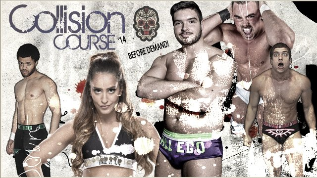 SCL COLLISION COURSE w/ Ethan Page  & NXT's Aliyah