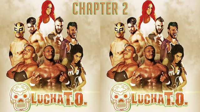 LUCHATO: Chapter 2 w/ Rich Swann, EYFBO, Shelley Martinez. Pinkie Sanchez and Lince Dorado
