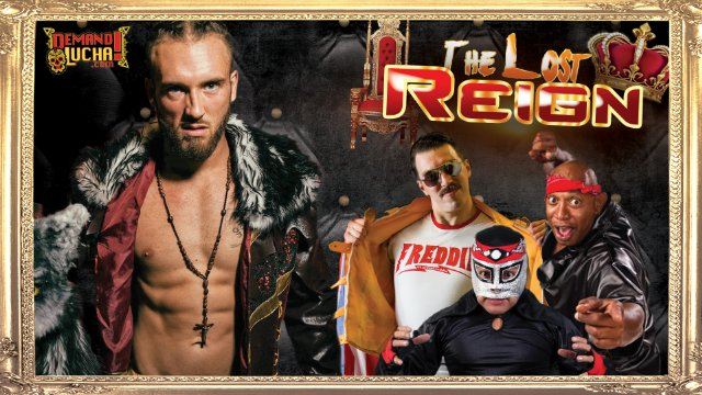 LuchaTO: The Lost Reign