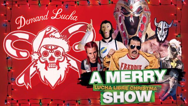 A Merry Lucha Libre Christmas