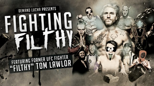 FIGHTING FILTHY w/ Eli Everfly. Ophidian vs Tom Lawlor & ROH Originals Special K