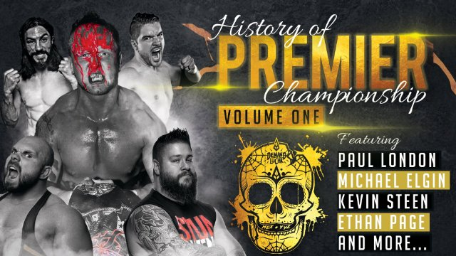History of the Premier Championship: Volume 1
