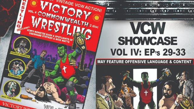 VCW Showcase Vol 4 (Ep's 29-33)