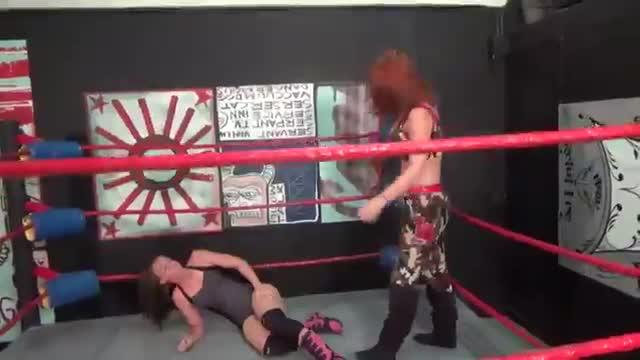 Jessie Belle vs Betty Battles