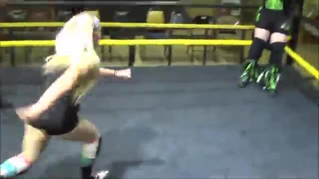 Paris Kelly vs Cody Daniels