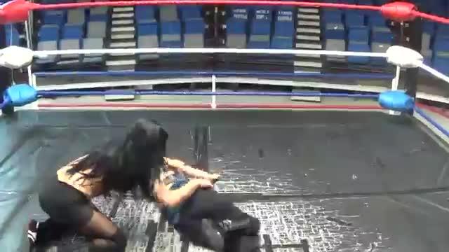 Jessica Andrews vs Nikki Lane