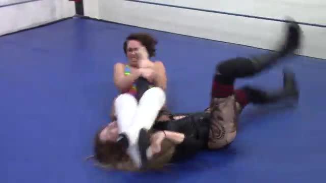 Allie Parker vs Buggy Nova