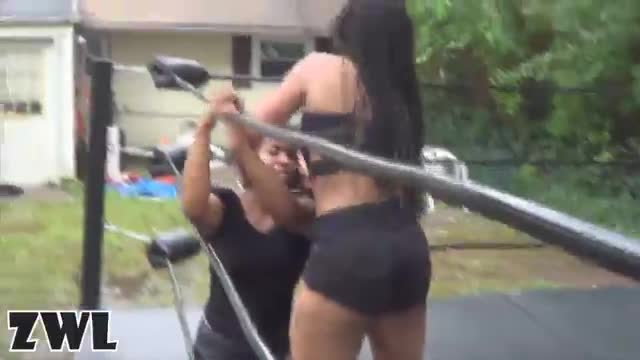 Jessie Bonesaw Brooks vs Amber Rodriguez