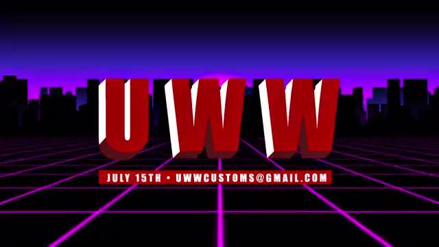 UWW Promo!